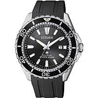 orologio solo tempo uomo Citizen Promaster BN0190-15E