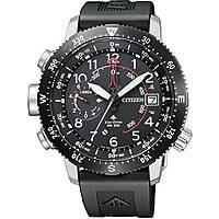 orologio solo tempo uomo Citizen Promaster BN4044-15E