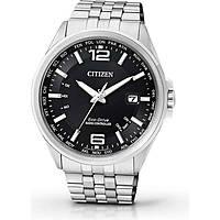 Orologio Solo Tempo Uomo Citizen Radio Controllati CB0010-88E