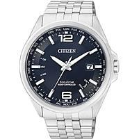 orologio solo tempo uomo Citizen Radio Controllati CB0010-88L