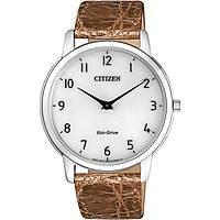 orologio solo tempo uomo Citizen stiletto AR1130-30A