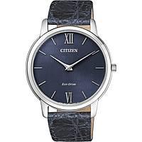 orologio solo tempo uomo Citizen stiletto AR1130-48L