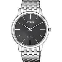 orologio solo tempo uomo Citizen stiletto AR1130-81J
