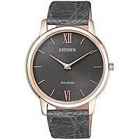 orologio solo tempo uomo Citizen stiletto AR1133-31H