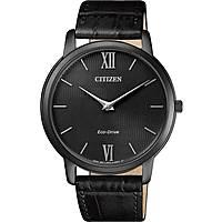 orologio solo tempo uomo Citizen stiletto AR1135-36E