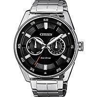 orologio solo tempo uomo Citizen Style BU4027-88E