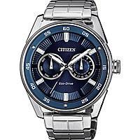 orologio solo tempo uomo Citizen Style BU4027-88L