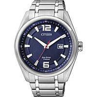 orologio solo tempo uomo Citizen Super Titanio AW1240-57M