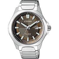 orologio solo tempo uomo Citizen Super Titanio AW1540-53W