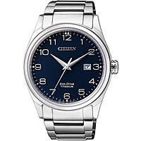 orologio solo tempo uomo Citizen Super Titanio BM7360-82M