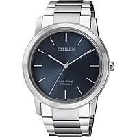 orologio solo tempo uomo Citizen Supertitanio AW2020-82L