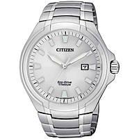 orologio solo tempo uomo Citizen Supertitanio BM7430-89A