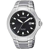 orologio solo tempo uomo Citizen Supertitanio BM7430-89E