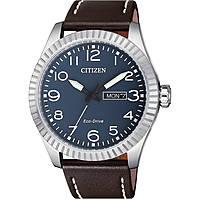 orologio solo tempo uomo Citizen Urban BM8530-11L