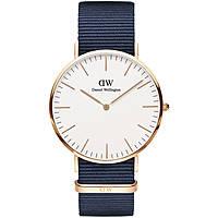 orologio solo tempo uomo Daniel Wellington Bayswater DW00100275