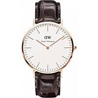 orologio solo tempo uomo Daniel Wellington Classic DW00100011