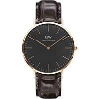 orologio solo tempo uomo Daniel Wellington Classic DW00100128
