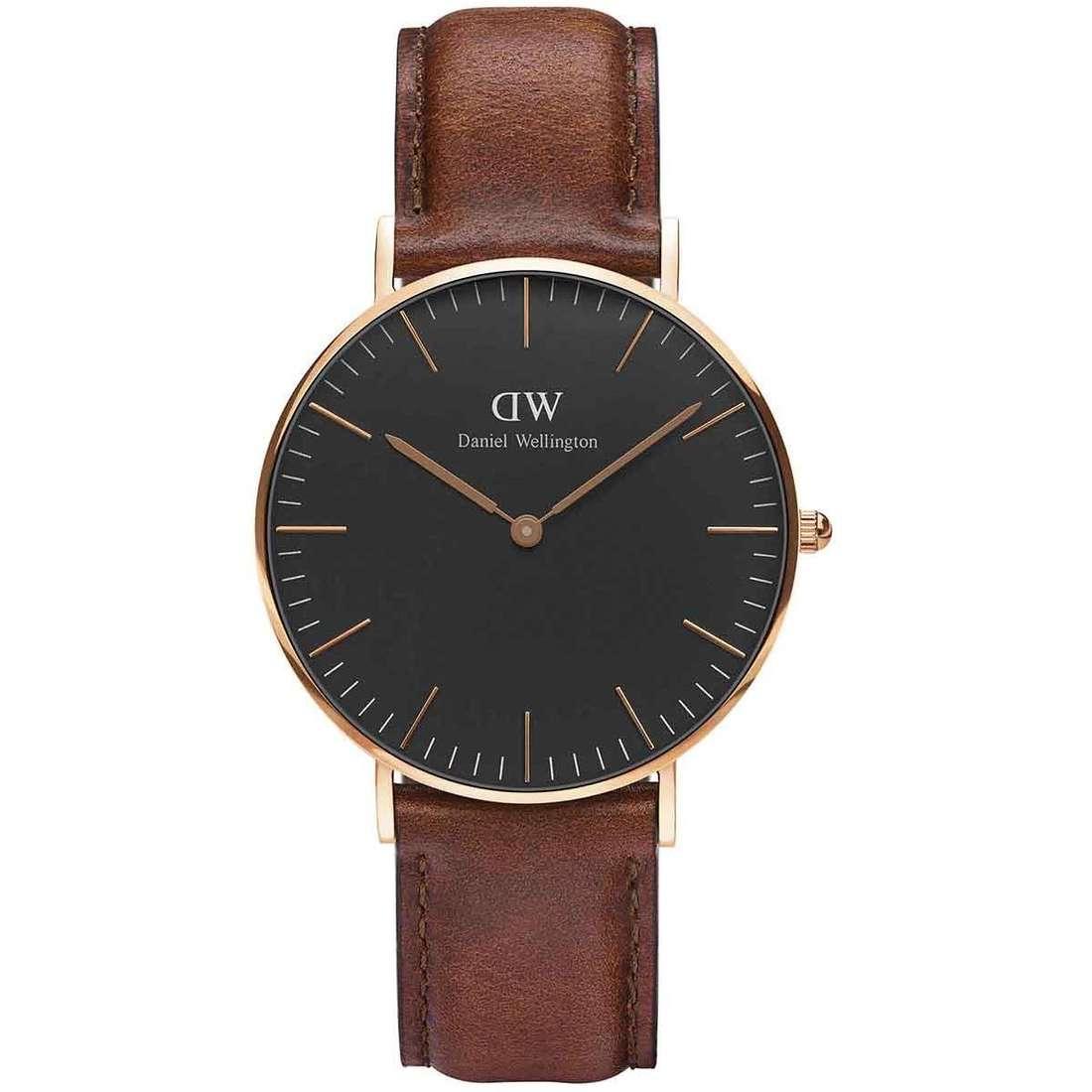 orologio solo tempo uomo Daniel Wellington Classic DW00100130