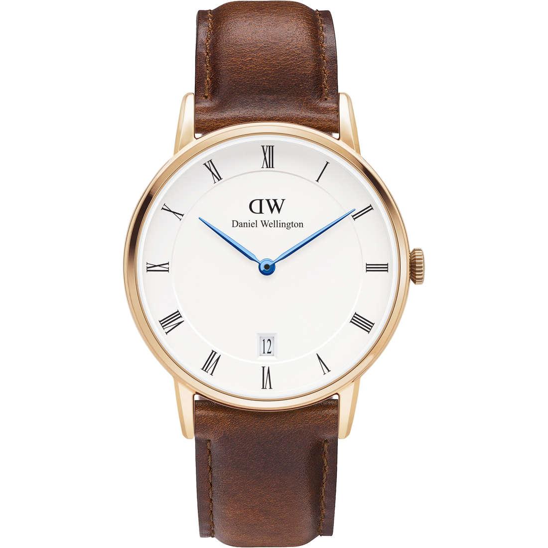 orologio solo tempo uomo Daniel Wellington Dapper St Mawes DW00100091