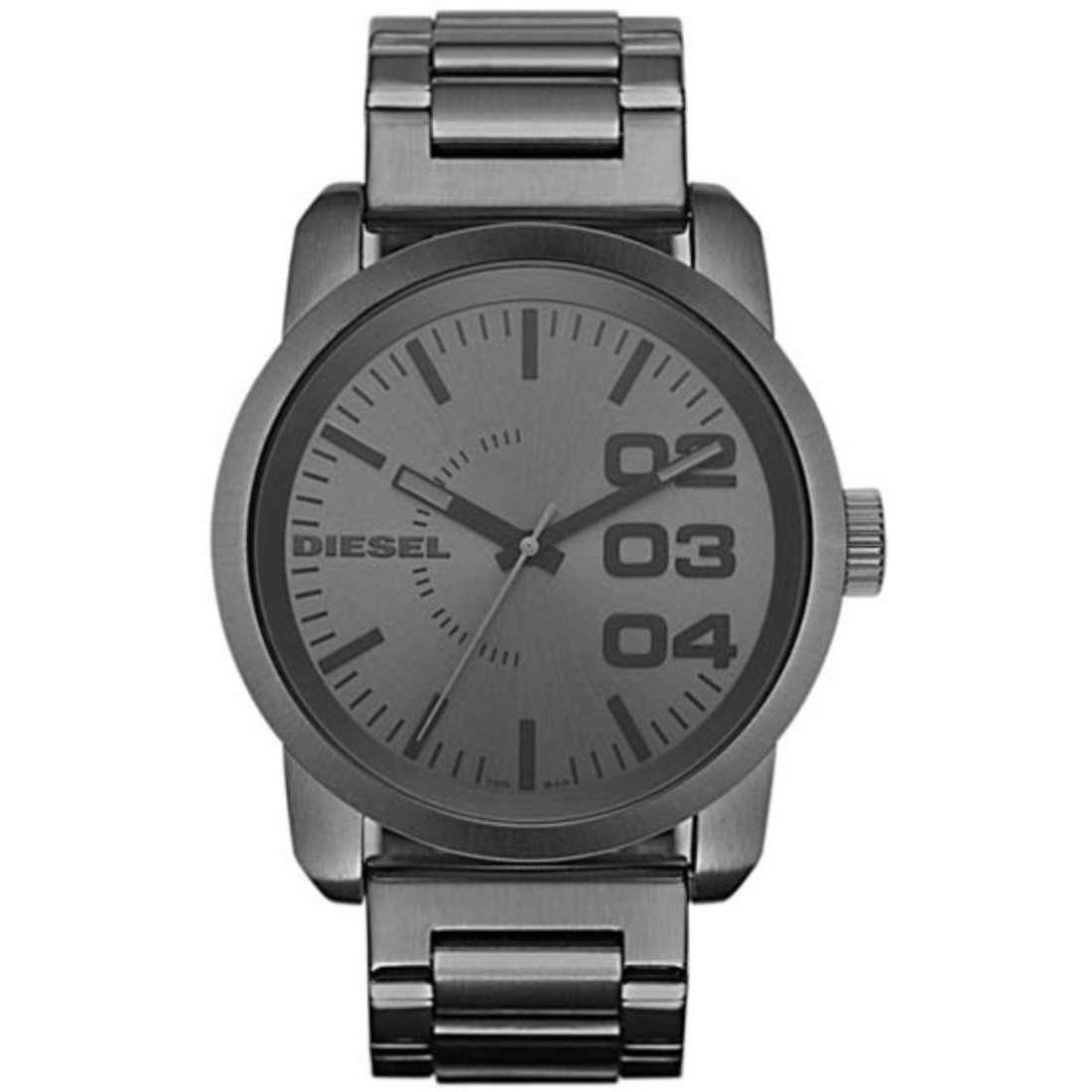 orologio solo tempo uomo Diesel Double Down 46 DZ1558