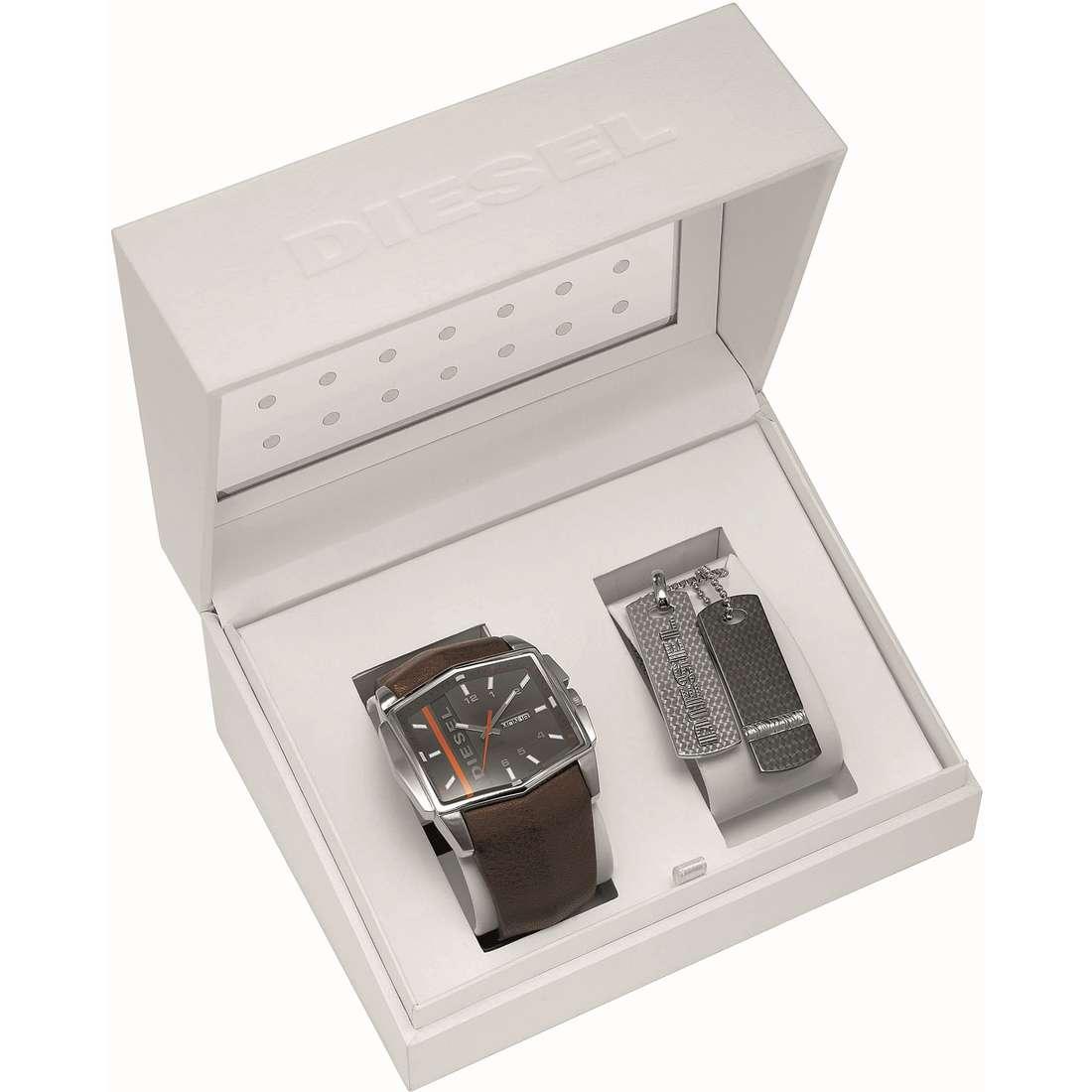 orologio solo tempo uomo Diesel DZ1455