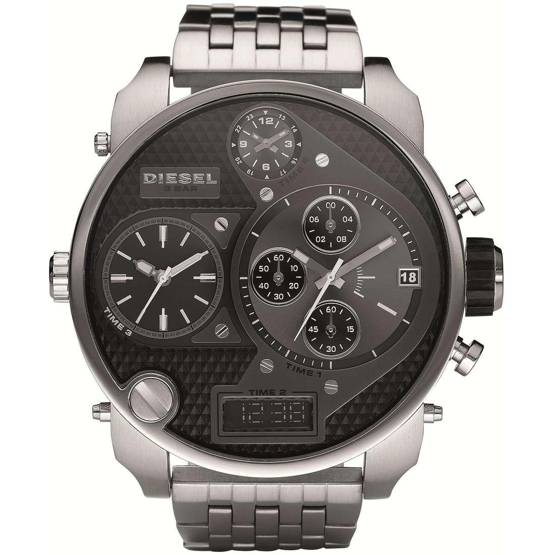 orologio solo tempo uomo Diesel DZ7221