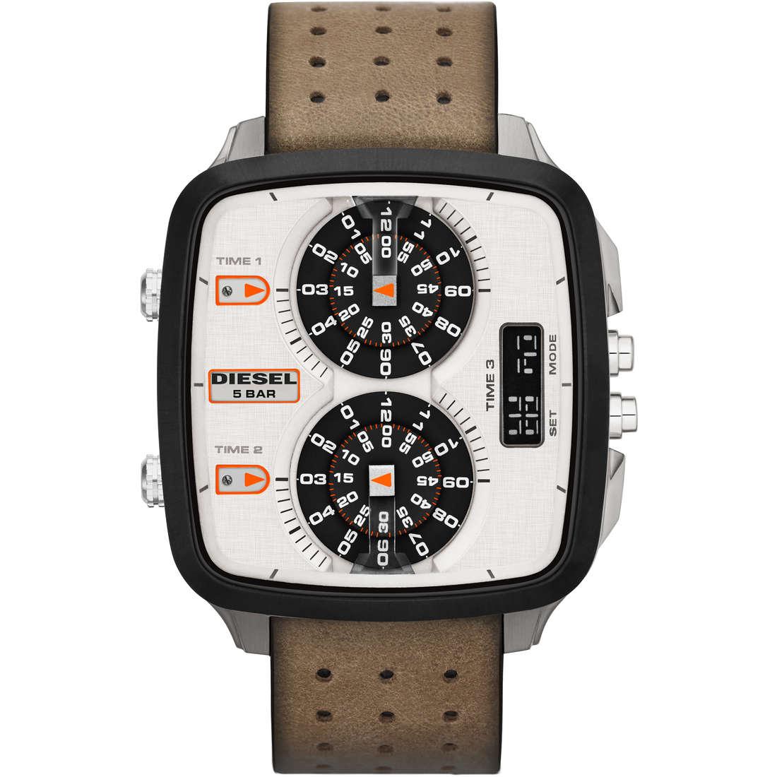 orologio solo tempo uomo Diesel DZ7303
