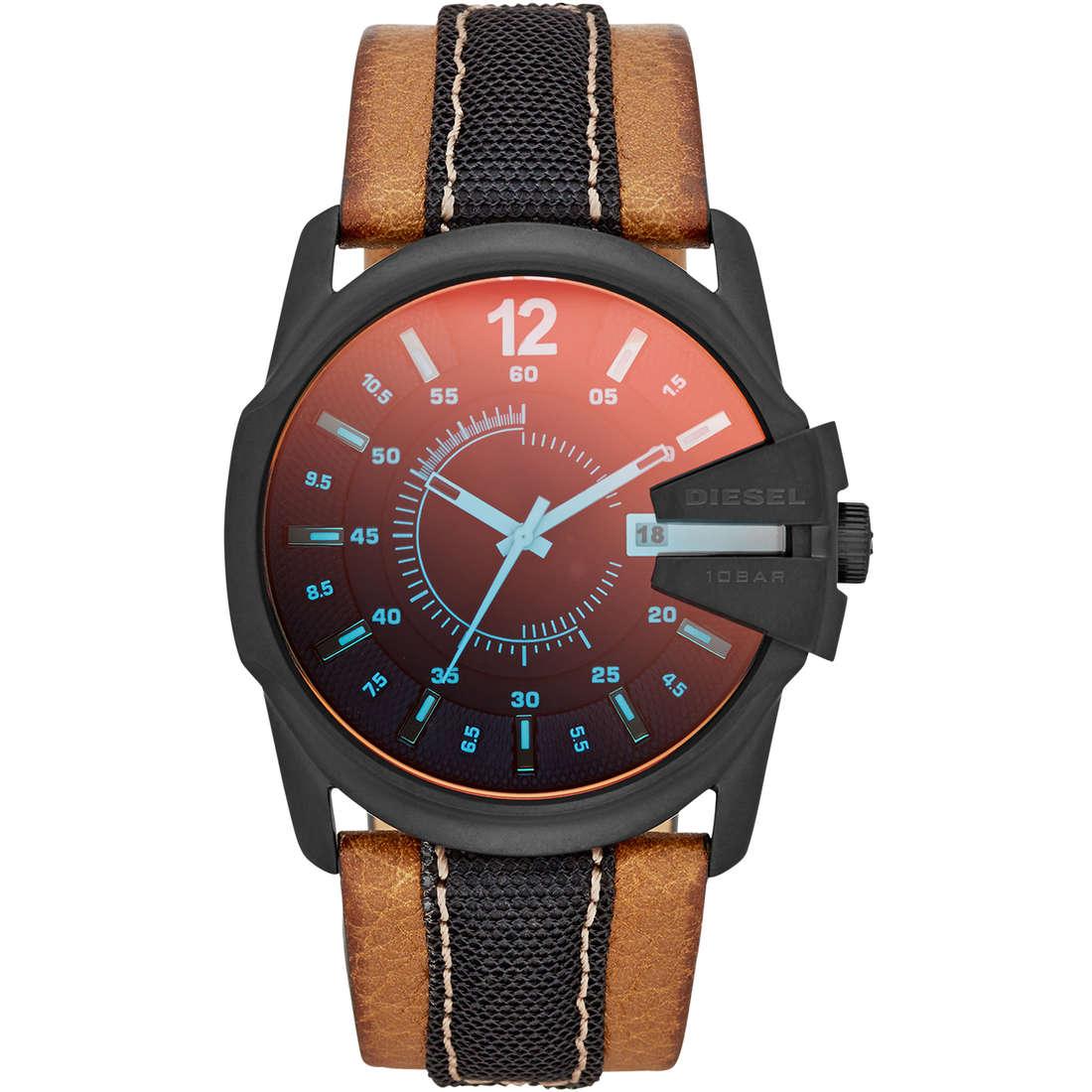 orologio solo tempo uomo Diesel Fall 2013 DZ1600