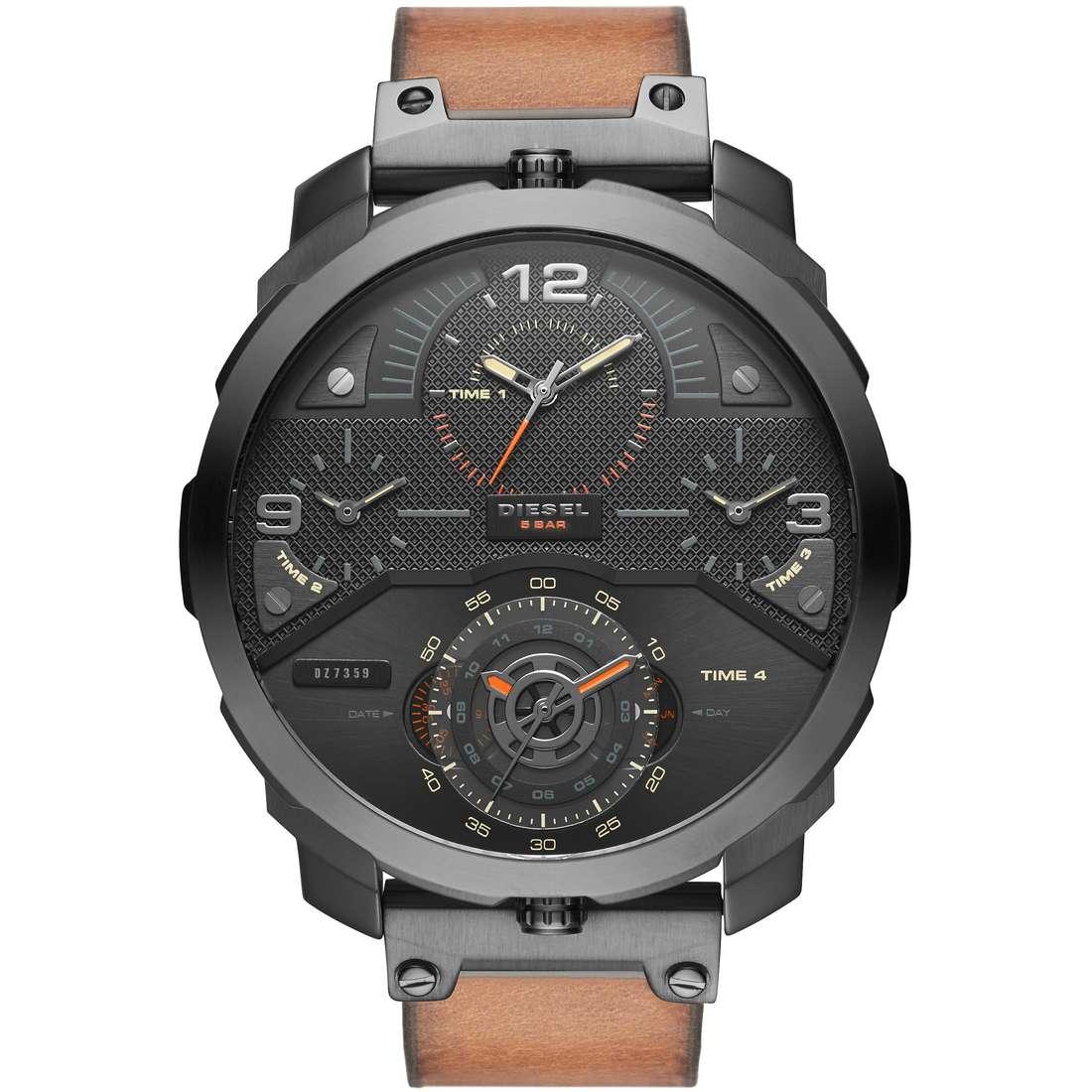 orologio solo tempo uomo Diesel Machinus DZ7359