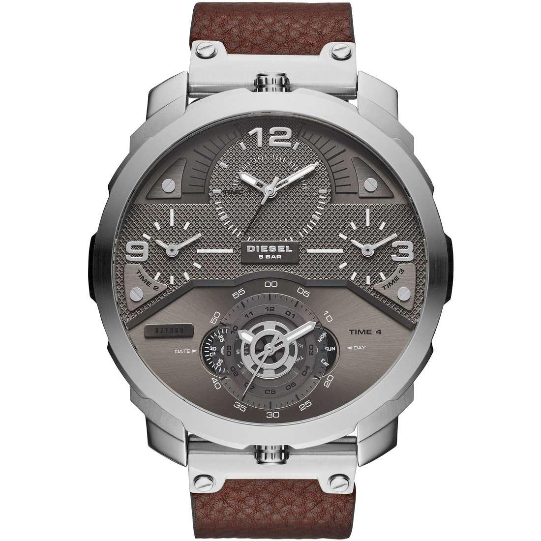 orologio solo tempo uomo Diesel Machinus DZ7360