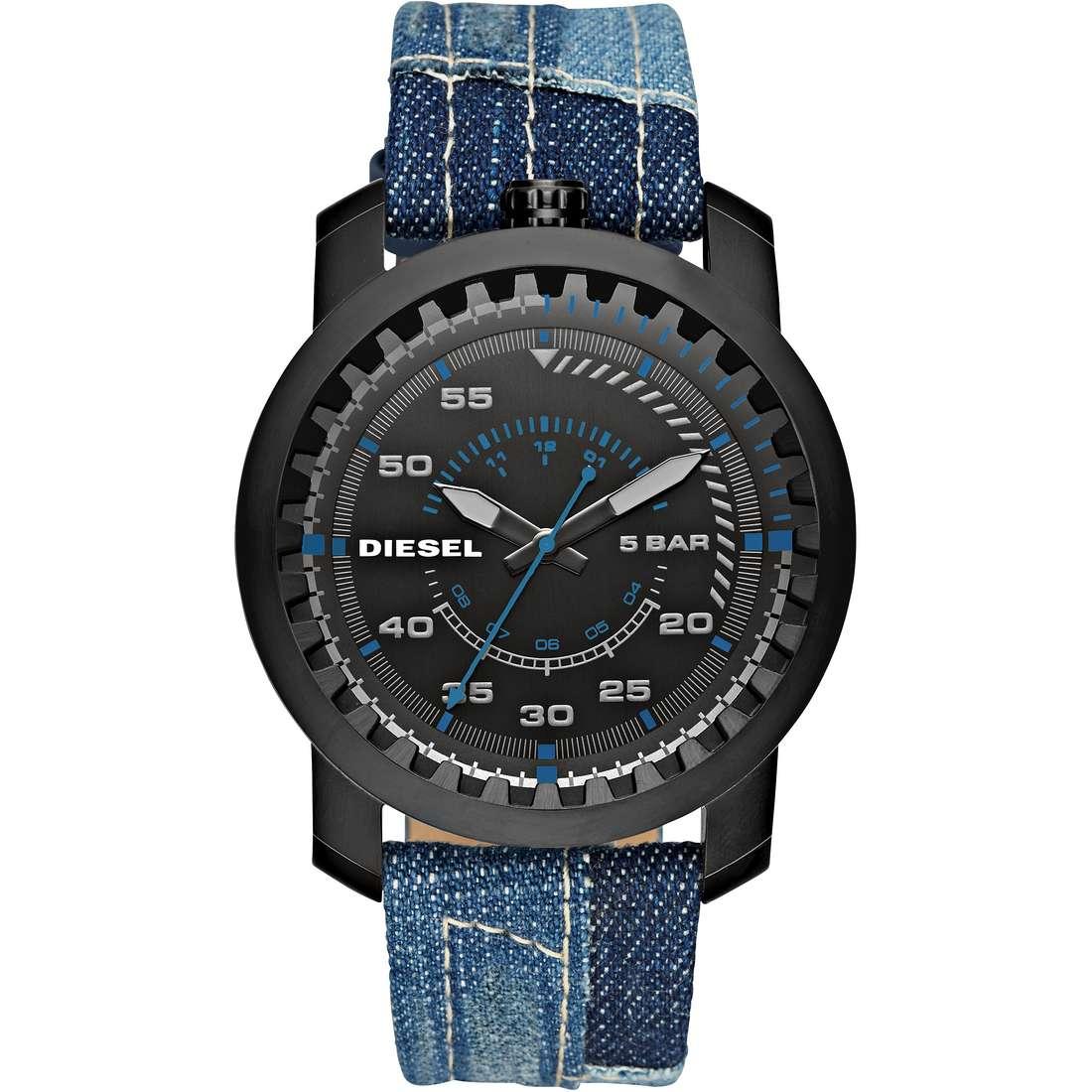 orologio solo tempo uomo Diesel Rig DZ1748