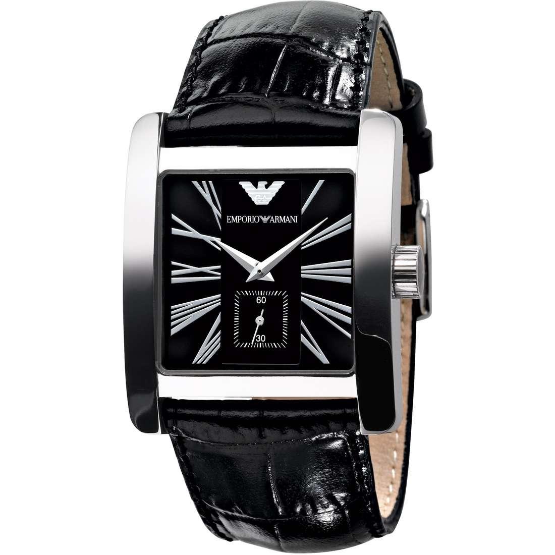 orologio solo tempo uomo Emporio Armani AR0180