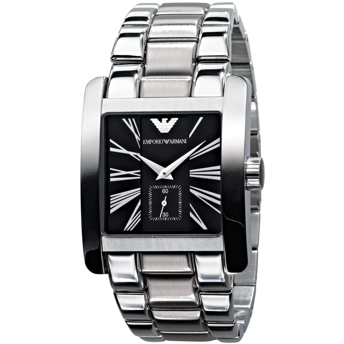 orologio solo tempo uomo Emporio Armani AR0181