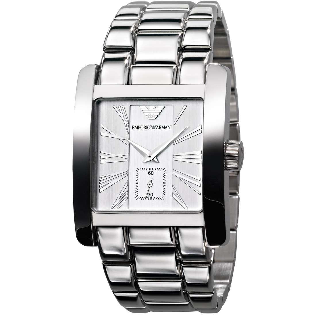 orologio solo tempo uomo Emporio Armani AR0182