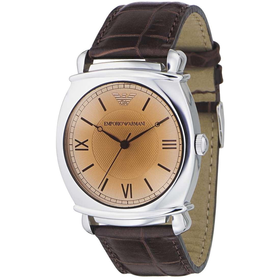 orologio solo tempo uomo Emporio Armani AR0264