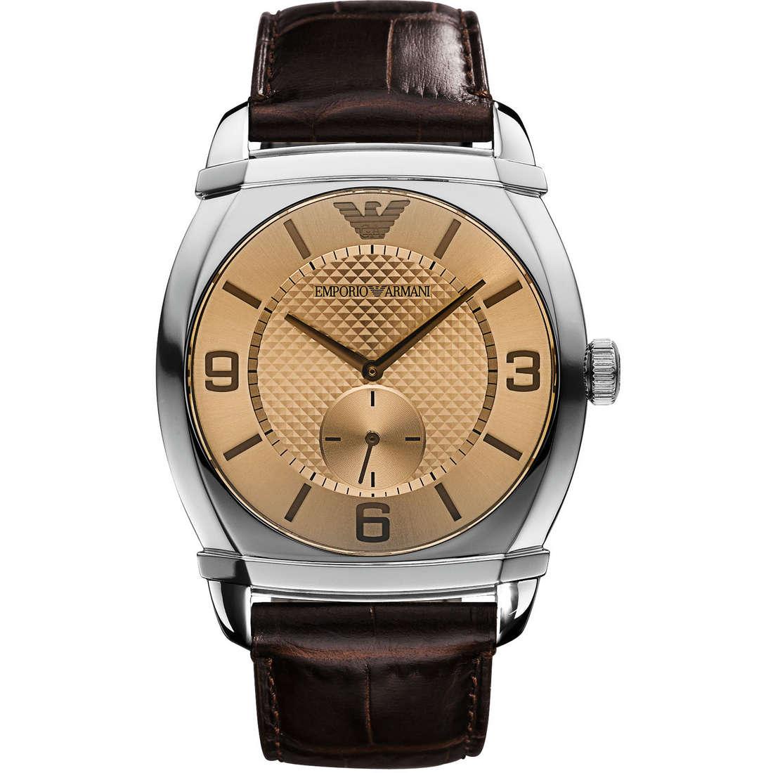 orologio solo tempo uomo Emporio Armani AR0338