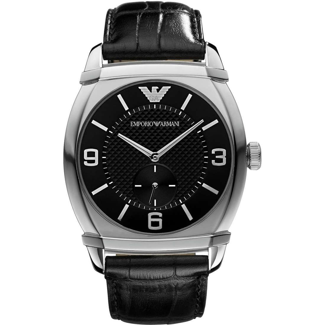 orologio solo tempo uomo Emporio Armani AR0342