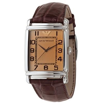 orologio solo tempo uomo Emporio Armani AR0402