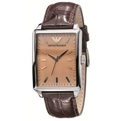 orologio solo tempo uomo Emporio Armani AR0407