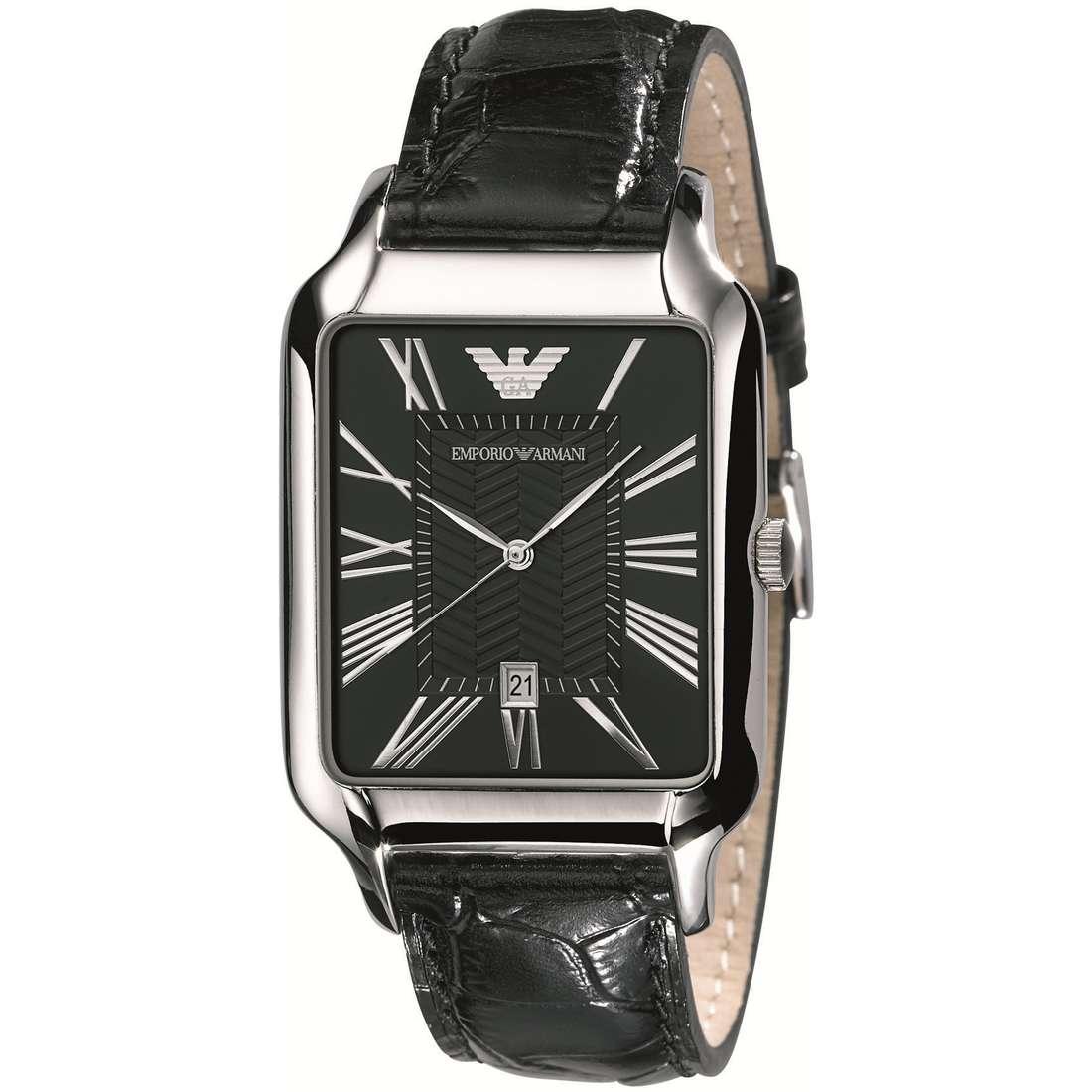 orologio solo tempo uomo Emporio Armani AR0425