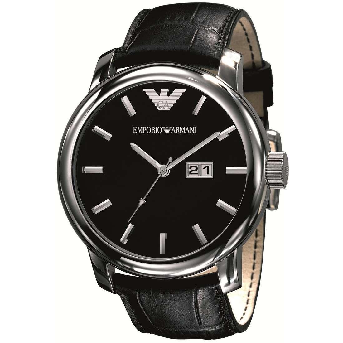 orologio solo tempo uomo Emporio Armani AR0428