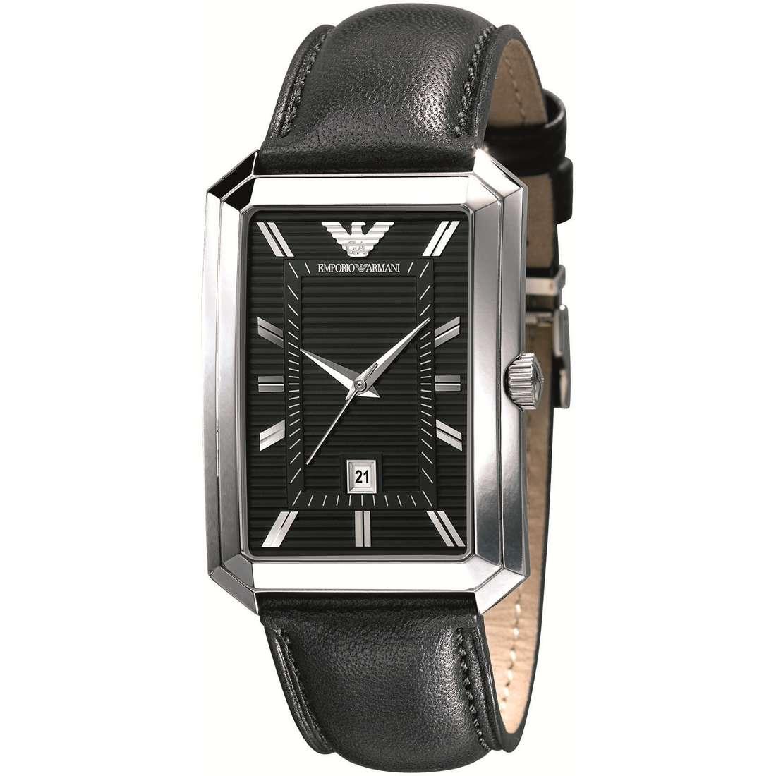 orologio solo tempo uomo Emporio Armani AR0455