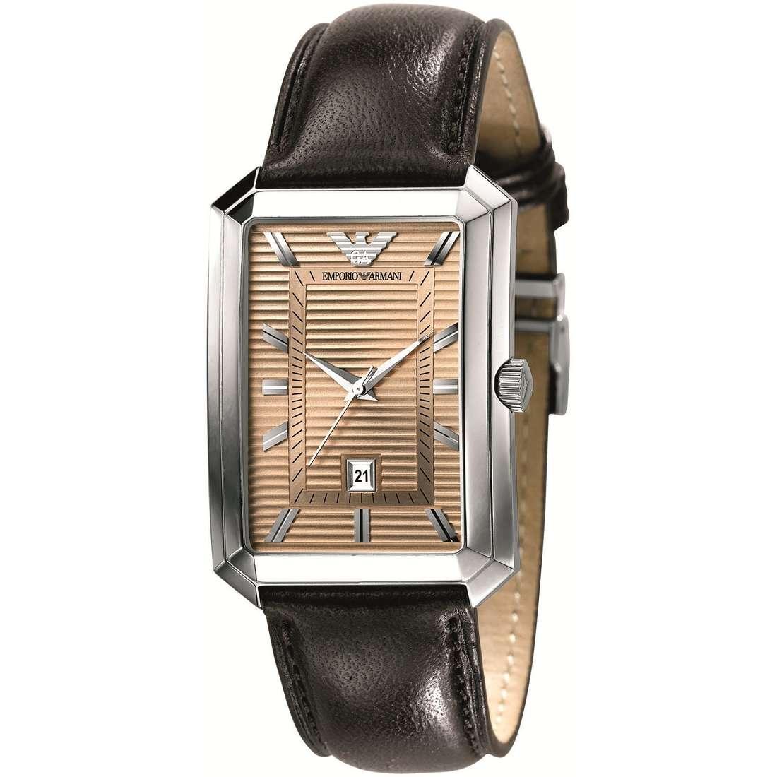 orologio solo tempo uomo Emporio Armani AR0456