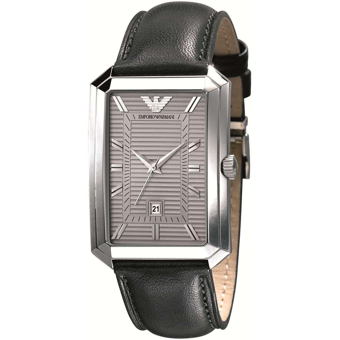 orologio solo tempo uomo Emporio Armani AR0457