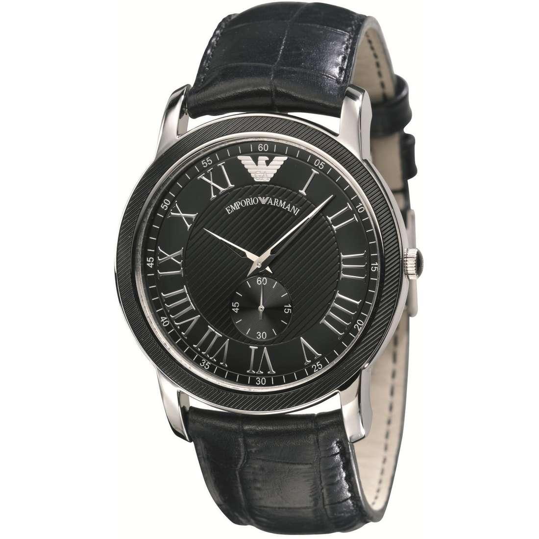 orologio solo tempo uomo Emporio Armani AR0464