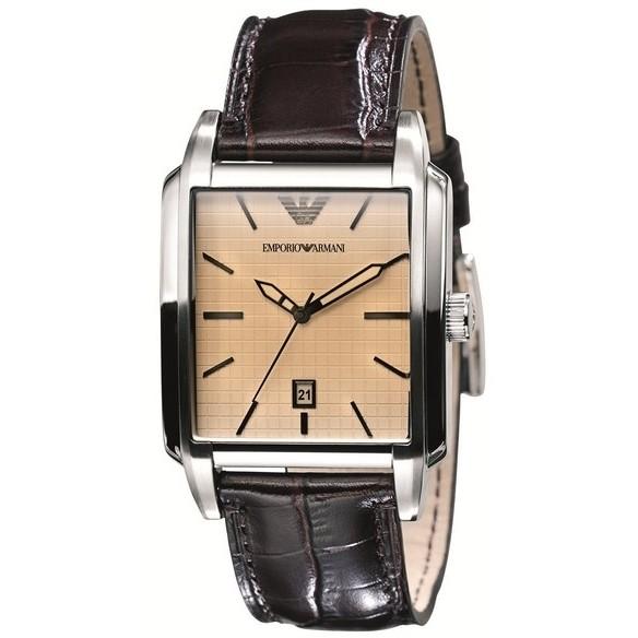 orologio solo tempo uomo Emporio Armani AR0477