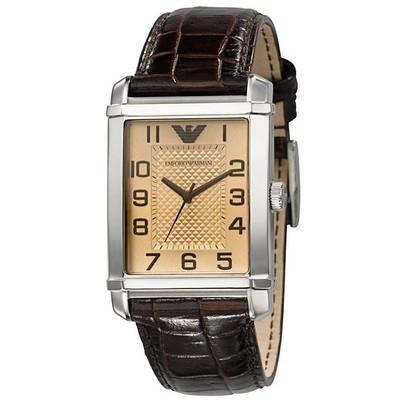 orologio solo tempo uomo Emporio Armani AR0489