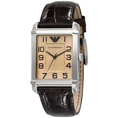 orologio solo tempo uomo Emporio Armani AR0490