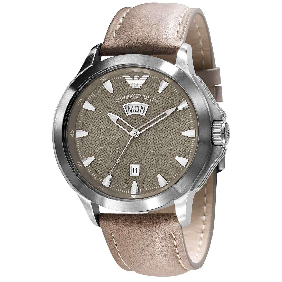 orologio solo tempo uomo Emporio Armani AR0632