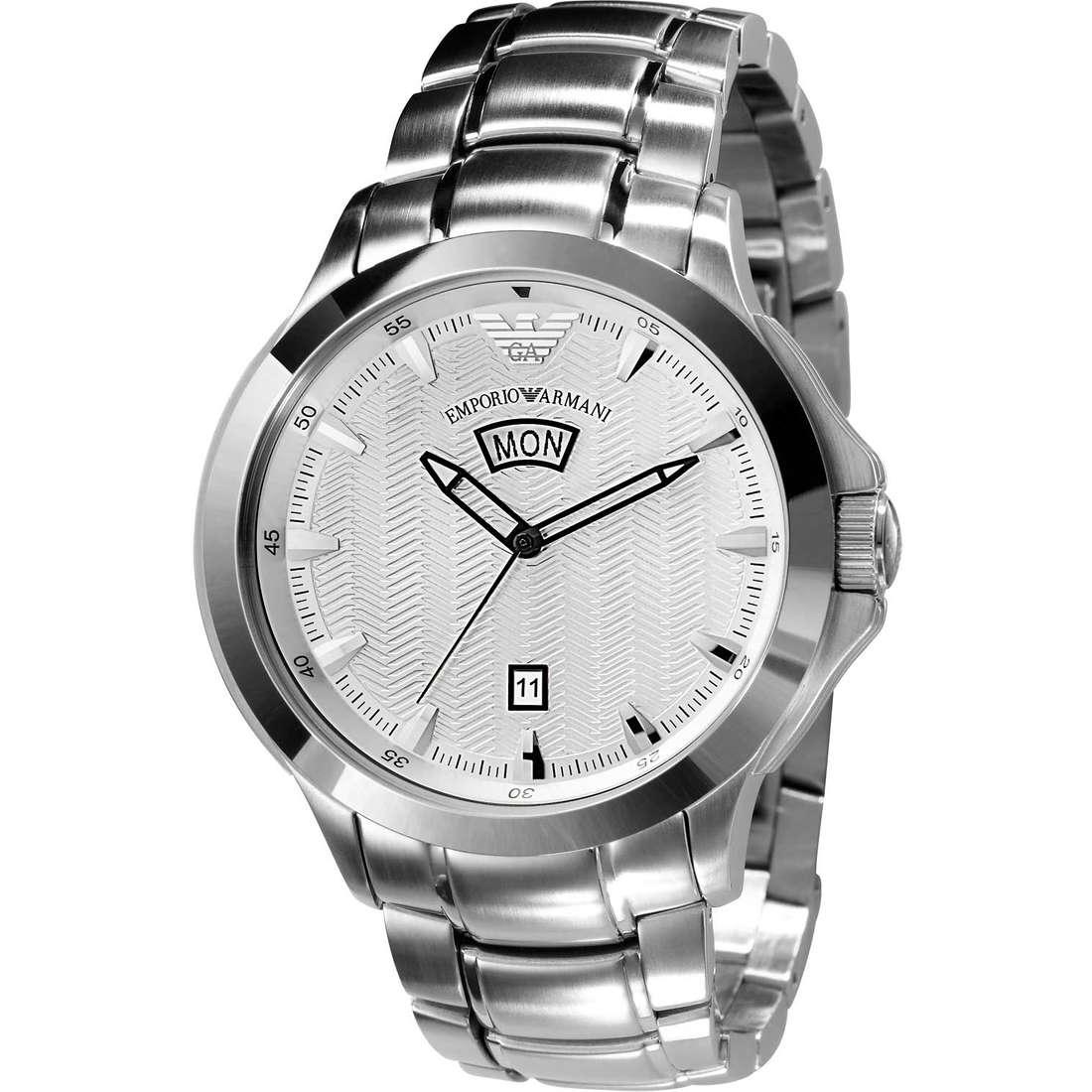 orologio solo tempo uomo Emporio Armani AR0633